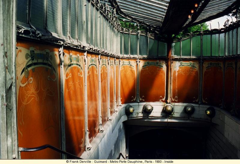 Hector guimard 1867 1942 - Portes ouvertes paris dauphine ...