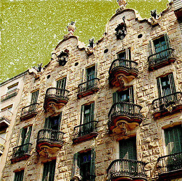 Architecture Walk With Gaudi In Barcelona