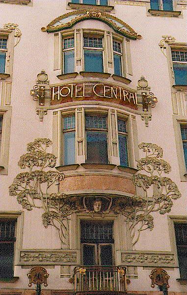 Art nouveau in prague for Art hotel prague