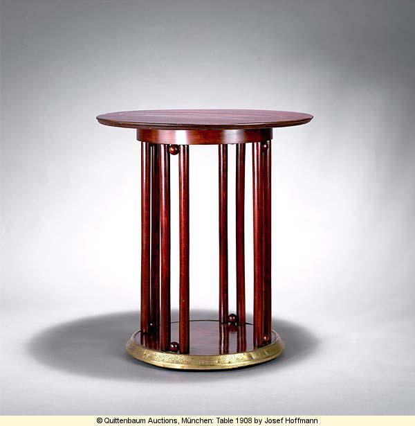 Table By Josef Hoffmann