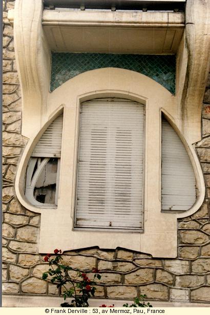 Where can I find Art Nouveau-Jugendstil buildings?