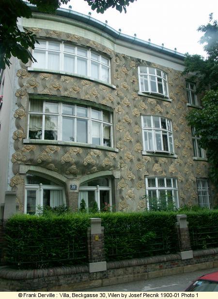Jugendstil - Art Nouveau in Vienna
