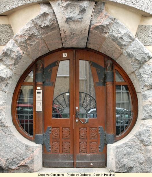 Art Nouveau In Finland