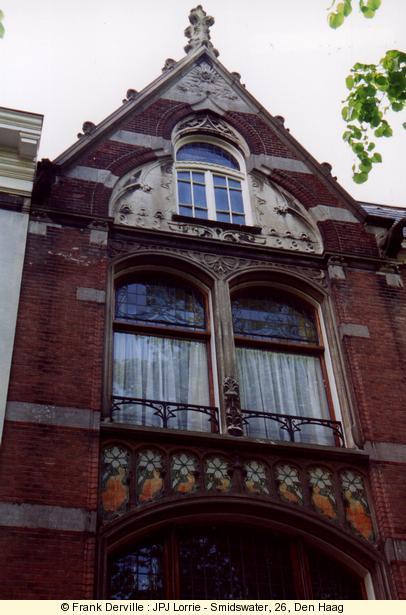 Art Deco Den Haag.Art Nouveau Walk In Den Haag La Haye